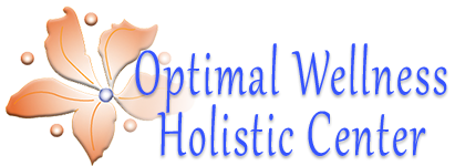 Optimal Wellness Holistic Center Retina Logo